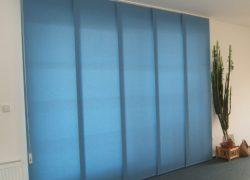 vertikálne panelové posuvné steny nicol
