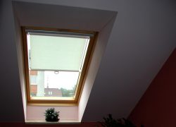 rolety na strešné okno nicol