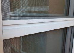sieťka proti hmyzu na dvere nicol